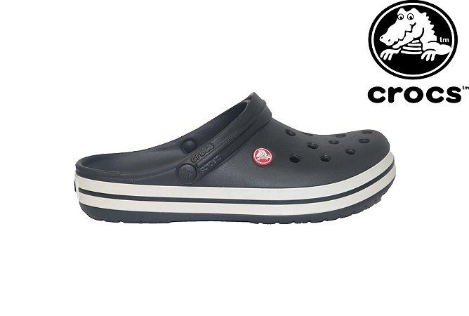 Crocs Adulto 11016 - Crocband - Preto