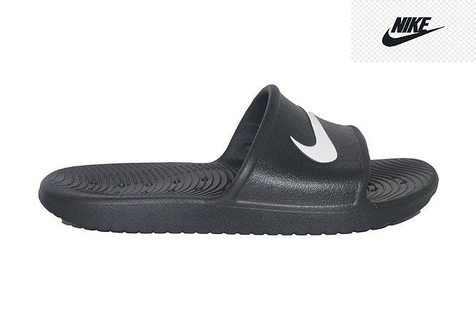 Chinelo Nike 832528 - Kawa Shower - Preto