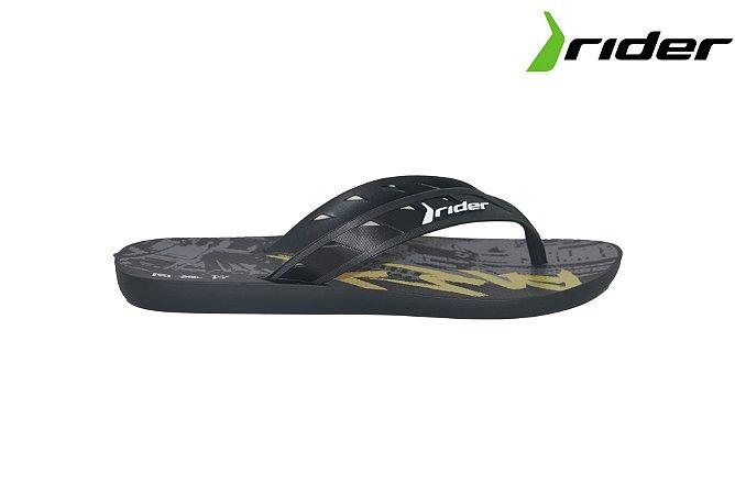 Chinelo Rider 11589 - Street Sport - Preto