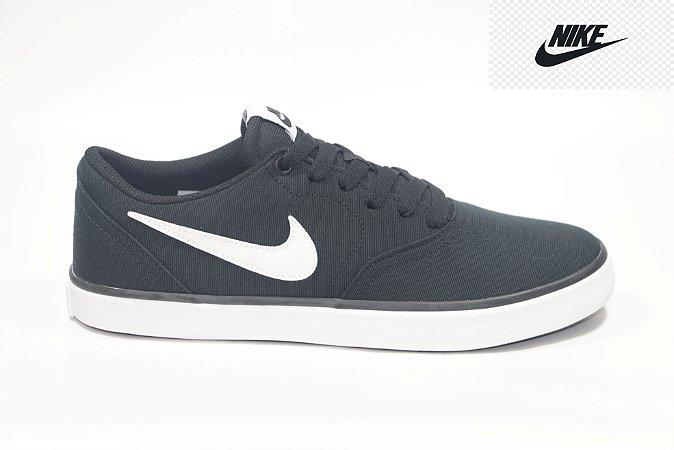 Tênis Masculino Nike 843896 - SB  Check - Preto