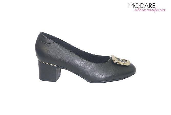 Sapato Casual Feminino Modare 7316.230 - Preto