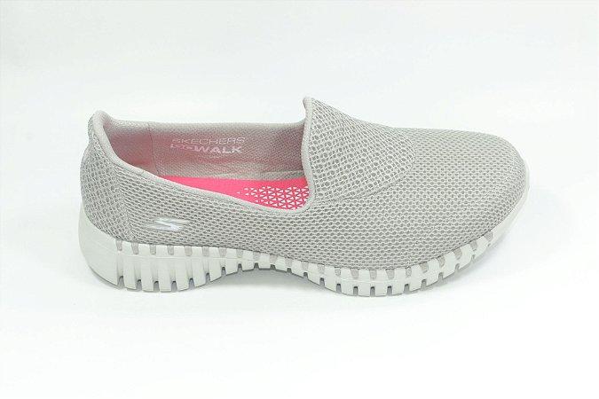 Tenis Skechers Feminino 16700-GO WALK Taupe