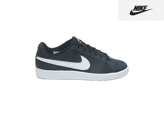 Tênis Nike Masculino 749747 - Court Royal - Preto