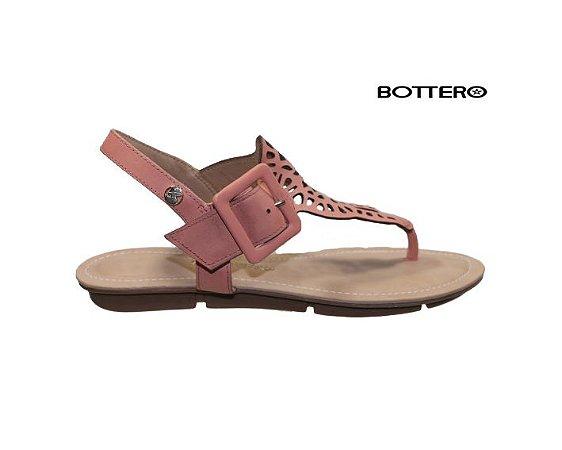 Sandalia Rasteira Bottero 321701 - Pessego