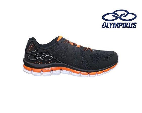 Tênis Olympikus Masculino 840 - Difuse Origem - Preto