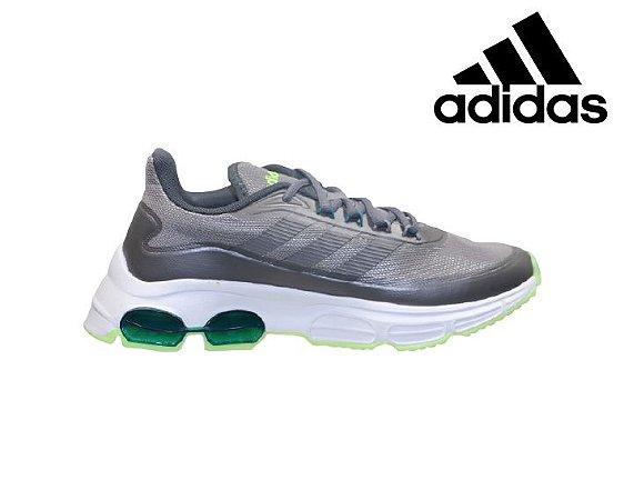 Tênis Adidas Masculino FW3220 - Quadcube - Cinza