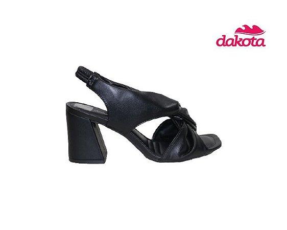 Sandalia Casual Dakota Z7052 - Preto