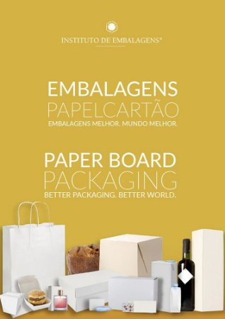 Embalagens Papelcartão - Paperboard Packaging.