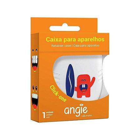 Caixa para aparelho Branco Angie