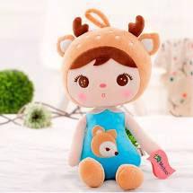 Boneca Metoo Jimbao Deer 33cm