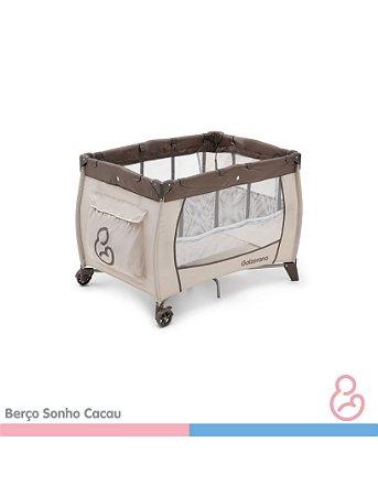 BERCO SONHO CACAU CC