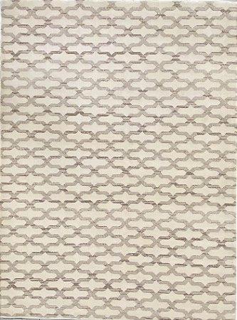 Tapete Mystique Shire W146 White/Beige Antracite