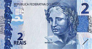 VALE R$ 2,00