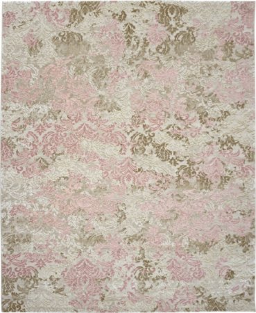 Tapete Antique 2,35 X 3,00 Des/02 Rose
