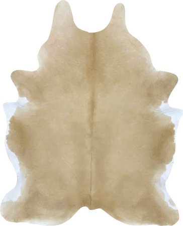 Tapete Natural Pele de Boi 2,34 x 2,76