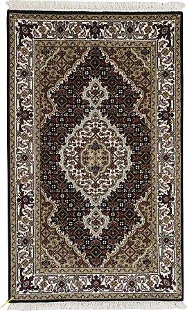 Tapete Tabriz Mahi 0,78 X 1,24 Indiano L0066661
