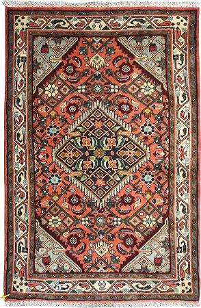 Tapete Hamadan 0,84 X 1,17 Iraniano L0066973