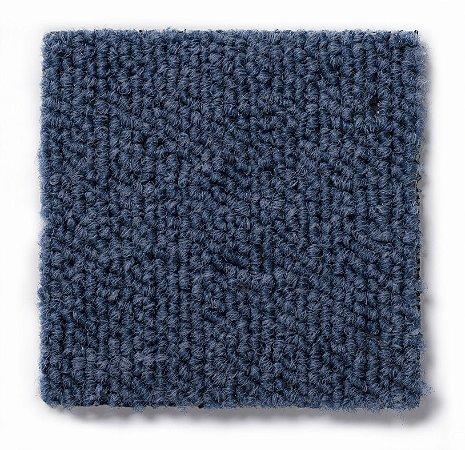 Carpete Bravo 004 Azul Residencial Pesado - M²