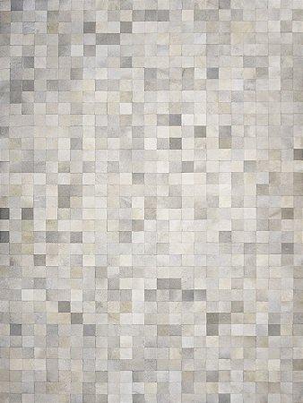 Tapete/Boi Alcoa 2,50 X 3,50 Off White