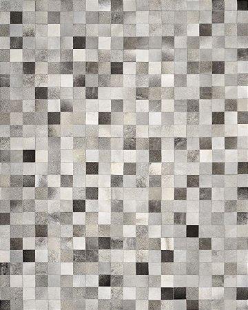 Tapete/Boi Alcoa 2,00 X 2,50 MIX Grey/Gris