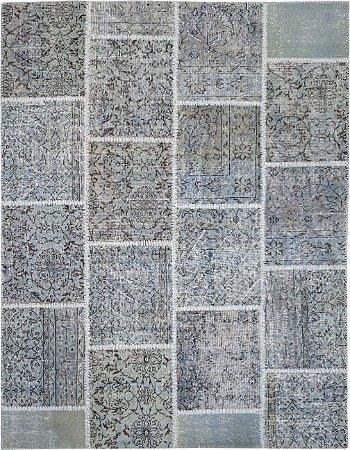 Tapete Vintage Patchwork 1,80 X 2,43 L0037269