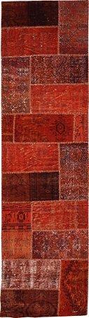 Passadeira Anatolian Patchwork 0,83 X 3,10 Turco 78