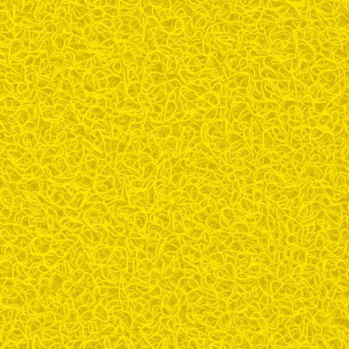 Capacho Vinílico Amarelo 14 - 1,20m x 0,10cm