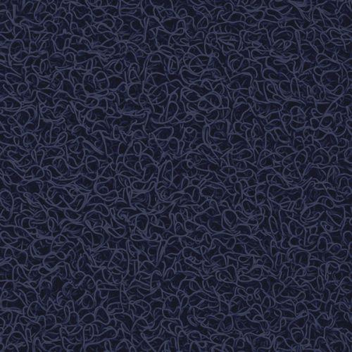 Capacho Vinílico 10 MM Azul Marinho 04 - 1,20m x 0,10cm