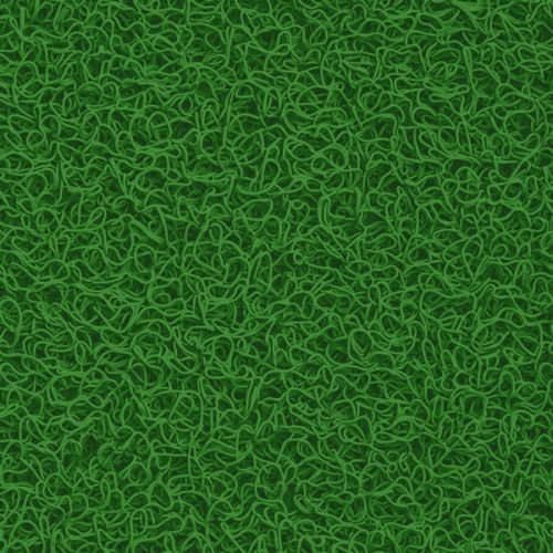 Capacho Vinílico Verde Bandeira 07 - 1,20m x 0,10cm
