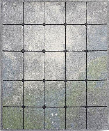 Tapete Fenix 2,50 X 3,00 Quadrados