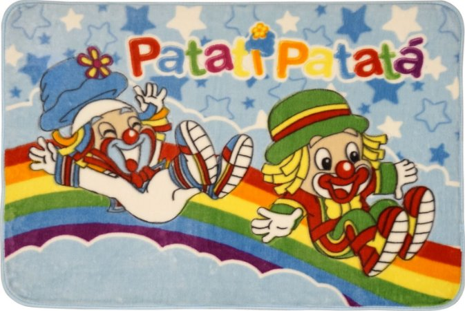 Tapete Patati Patata 0,80 X 1,20 Show