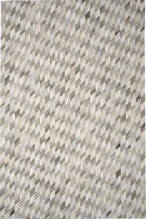 Tapete Aires 2,00 X 3,00 Off White/Gris Grey