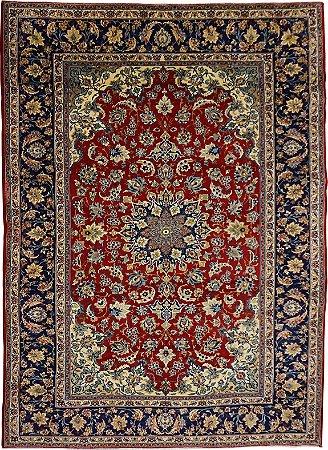 Tapete Nadjafabad 3,00 X 4,10 Persa L508