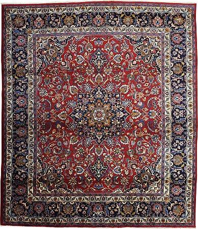Tapete Mashad 3,08 X 3,50 Iraniano L45073