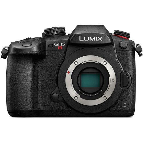 Camera Digital Panasonic Lumix DC GH5S Mirrorless Micro Four Thirds Corpo