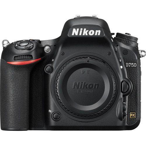 Camera Nikon DSLR D750 Corpo