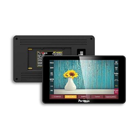 "Monitor Portkeys LH5H 5.2"" 1700Nit Brightness Touch Control NFe"