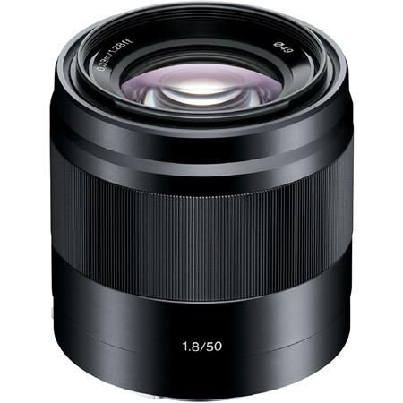 Lente Sony E 50mm f/1.8 OSS APS-C NFe