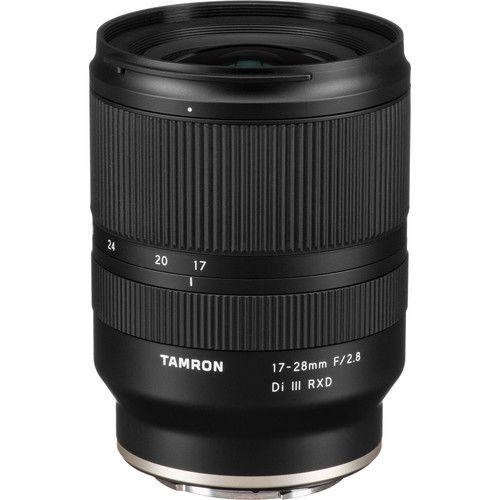 Lente Tamron 17-28mm F/2.8 Di III RXD Sony E-mount NFe