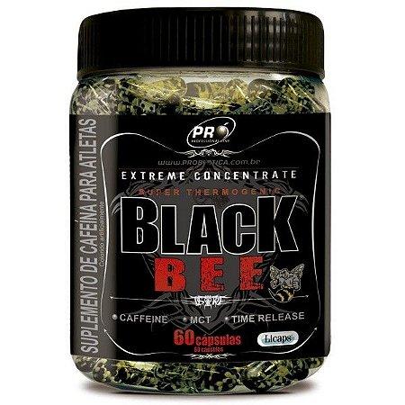Black Bee (60 Capsulas) Probiótica