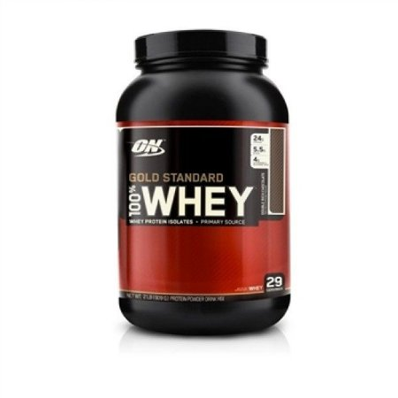 Gold Standard Optimum Nutrition 100% Whey Protein (907g)