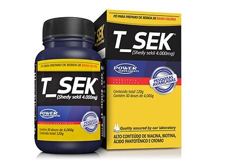 T-Sek (120g) Power Supplements