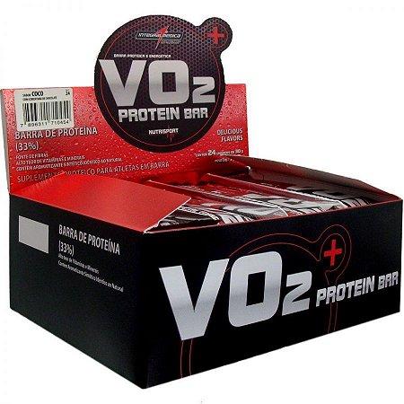 VO2 Protein Bar (24 unid) IntegralMédica