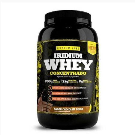 Whey Protein (900g) Iridium Labs