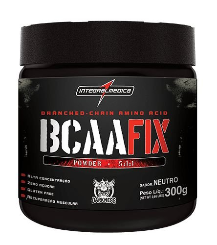 BCAA Fix Darkness Powder (300g) IntegralMedica