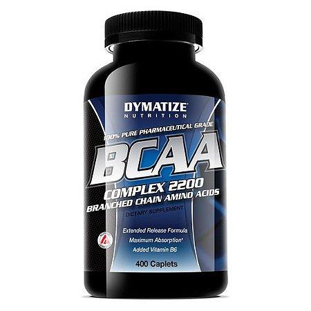 BCAA Complex 2200 (400 Capsulas) Dymatize