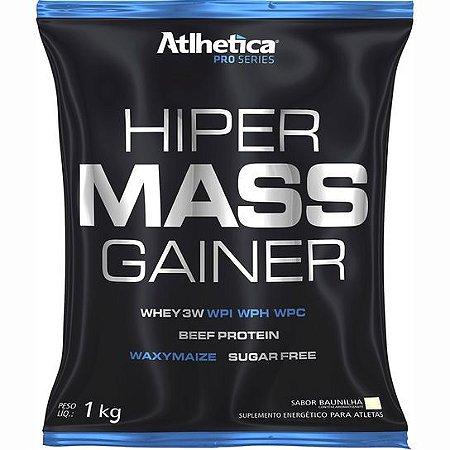 Hiper Mass Gainer Pro Series (1kg) Atlhetica