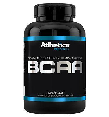 BCAA Pro Series (200 Capsulas) Atlhetica