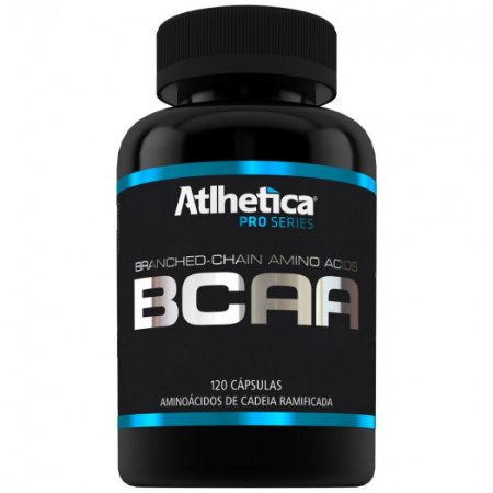 BCAA Pro Series (120 Capsulas) Atlhetica