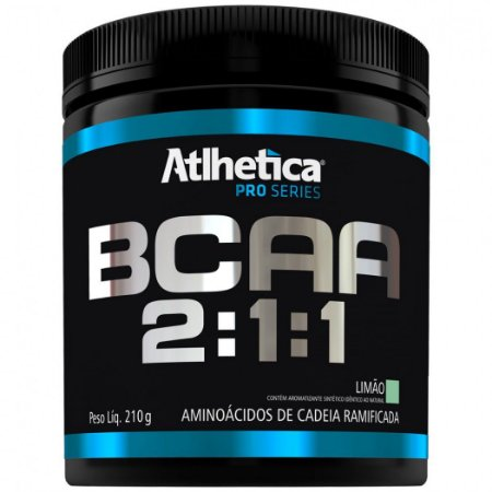BCAA 2:1:1 PRO SERIES 210g - Atlhetica